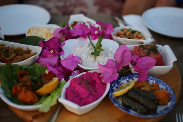 healthy eating locations in Bodrum (part.1)