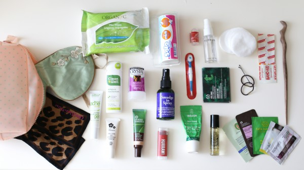 what to pack for a detox retreat / spa