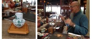 tea sharing ceremony