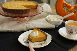 raw pumpkin pie 4