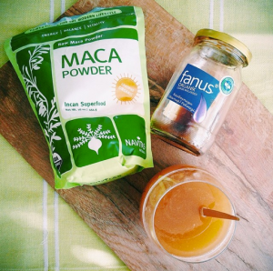 maca molasses