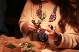 Kinfolk Natural Home + Holiday Décor Workshop